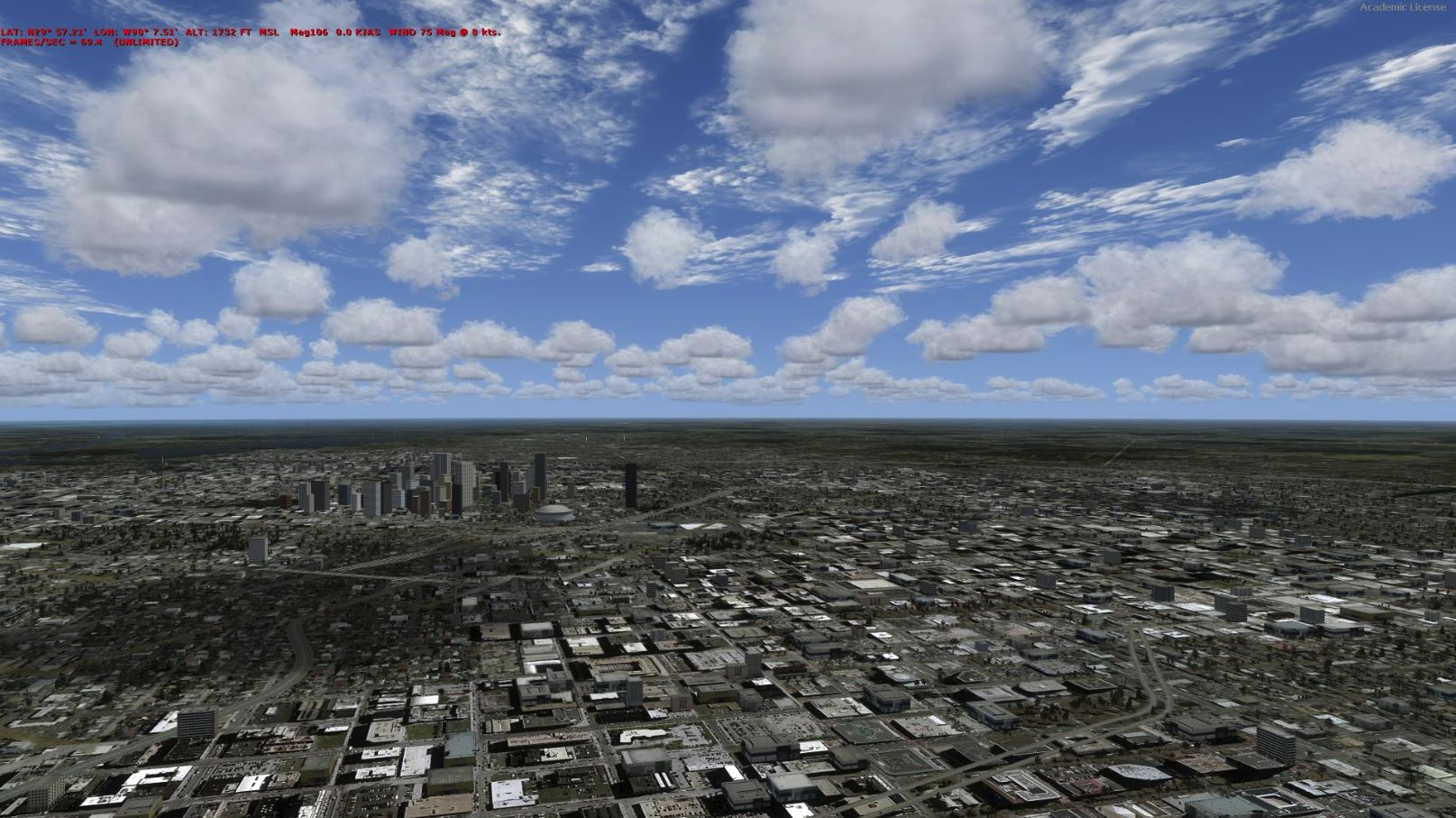Hands-On: Xtreme Cities X USA South-Central released for P3D
