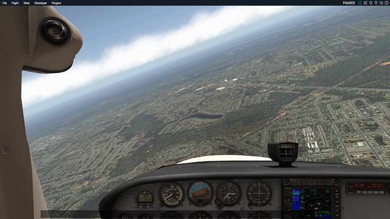 XP11: Darken Projected Cloud Shadows on the Ground with this